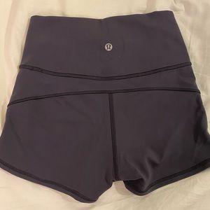"""Lululemon Align Shorts 4"""" Size 4"""